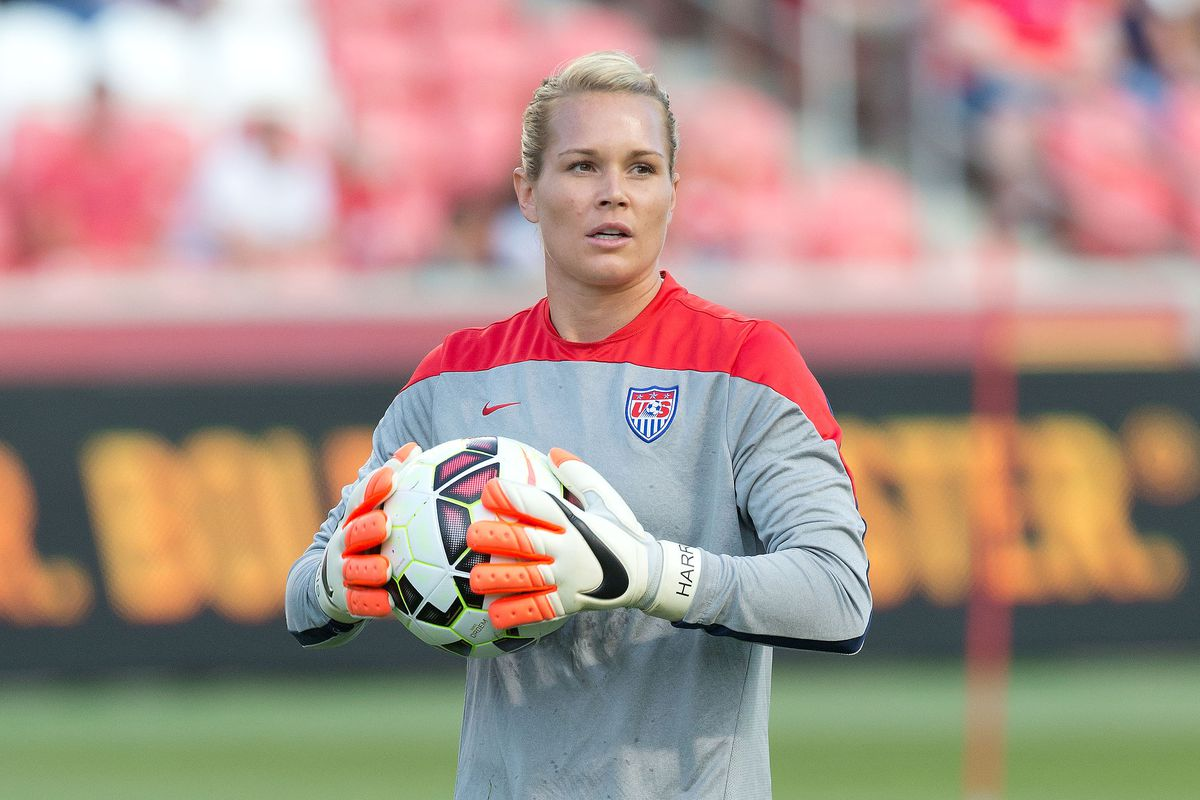 Washington's Ashlyn Harris is expected to join the Pride in the expansion draft