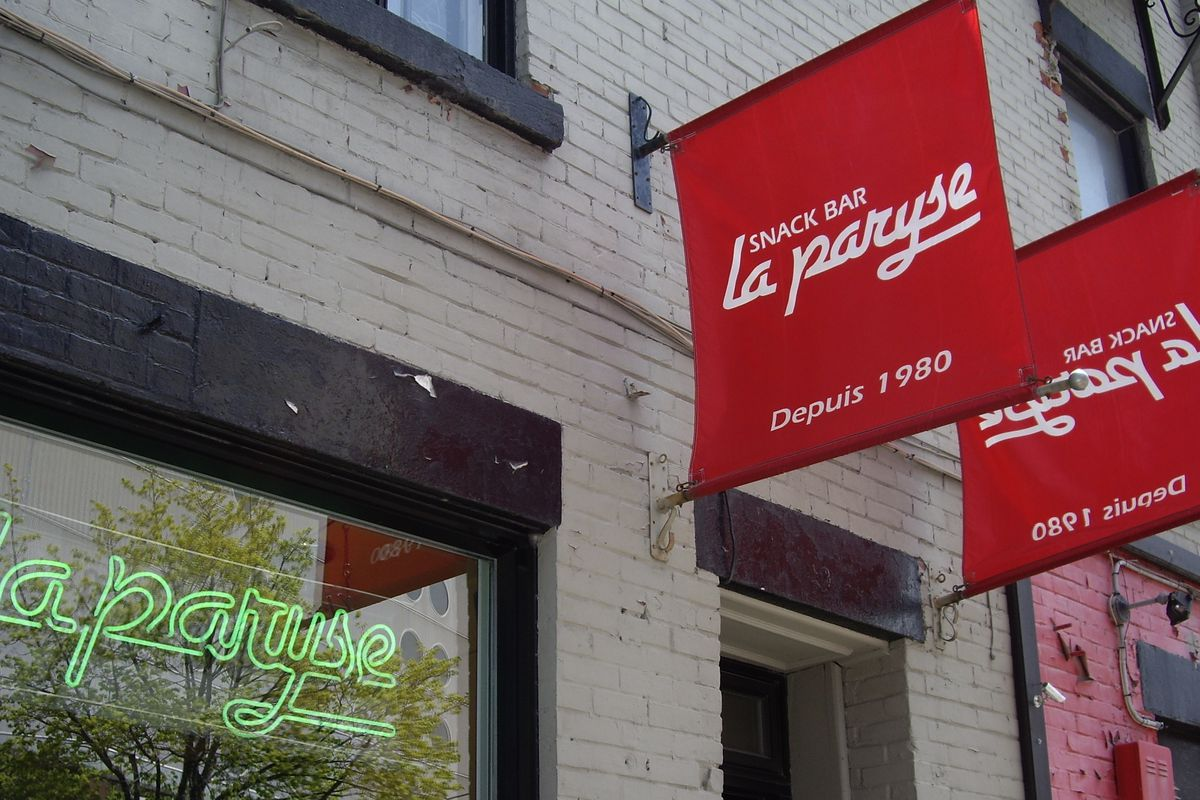 The bygone La Paryse in Montreal's Latin Quarter