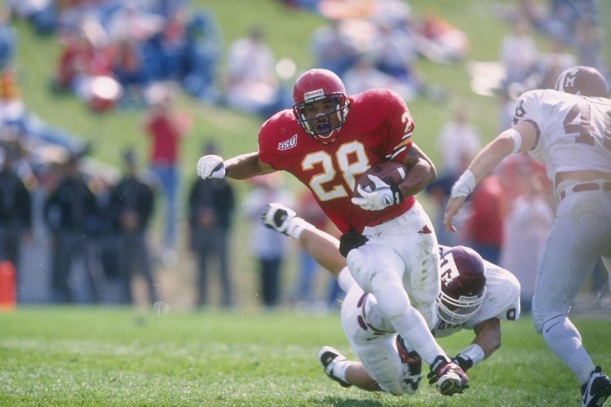 Troy Davis Iowa St