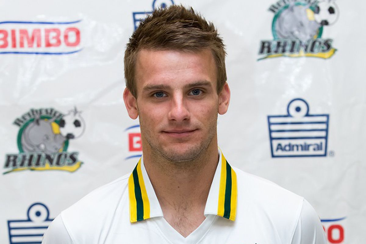 Colin Rolfe notched his second goal of the USL Pro season to lift Rochester over previously undefeated Orlando City