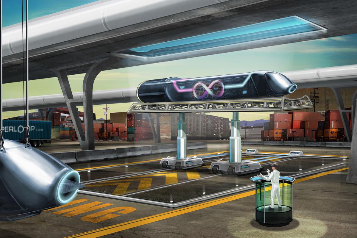 """Résultat de recherche d'images pour """"hyperloop musk"""""""