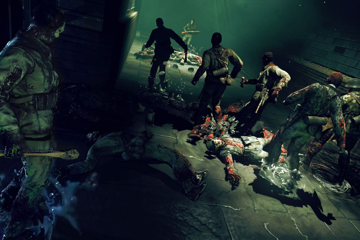 Sniper Elite: Nazi Zombie Army series headed to consoles ...