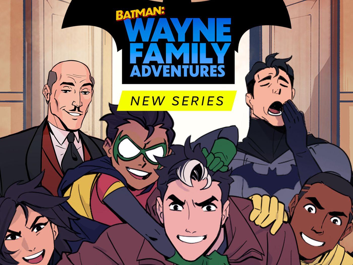 DC Comics' new free Batman comic on Webtoon is all about the Batfamily -  Polygon