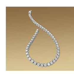 "<a href=""http://us.bulgari.com/productDetail.jsp?prod=BR850566""> Bulgari Corona tennis bracelet</a>, price available upon request, 1-800-BVLGARI"