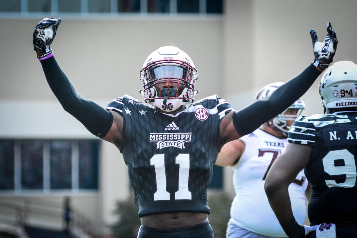 Sights and Scenes from Mississippi State's Upset of #4 Texas A&M