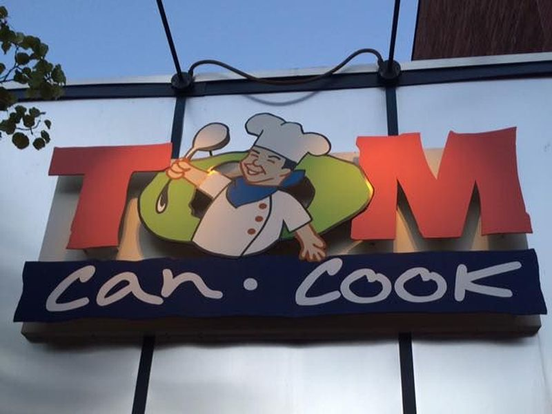 Tom Can Cook