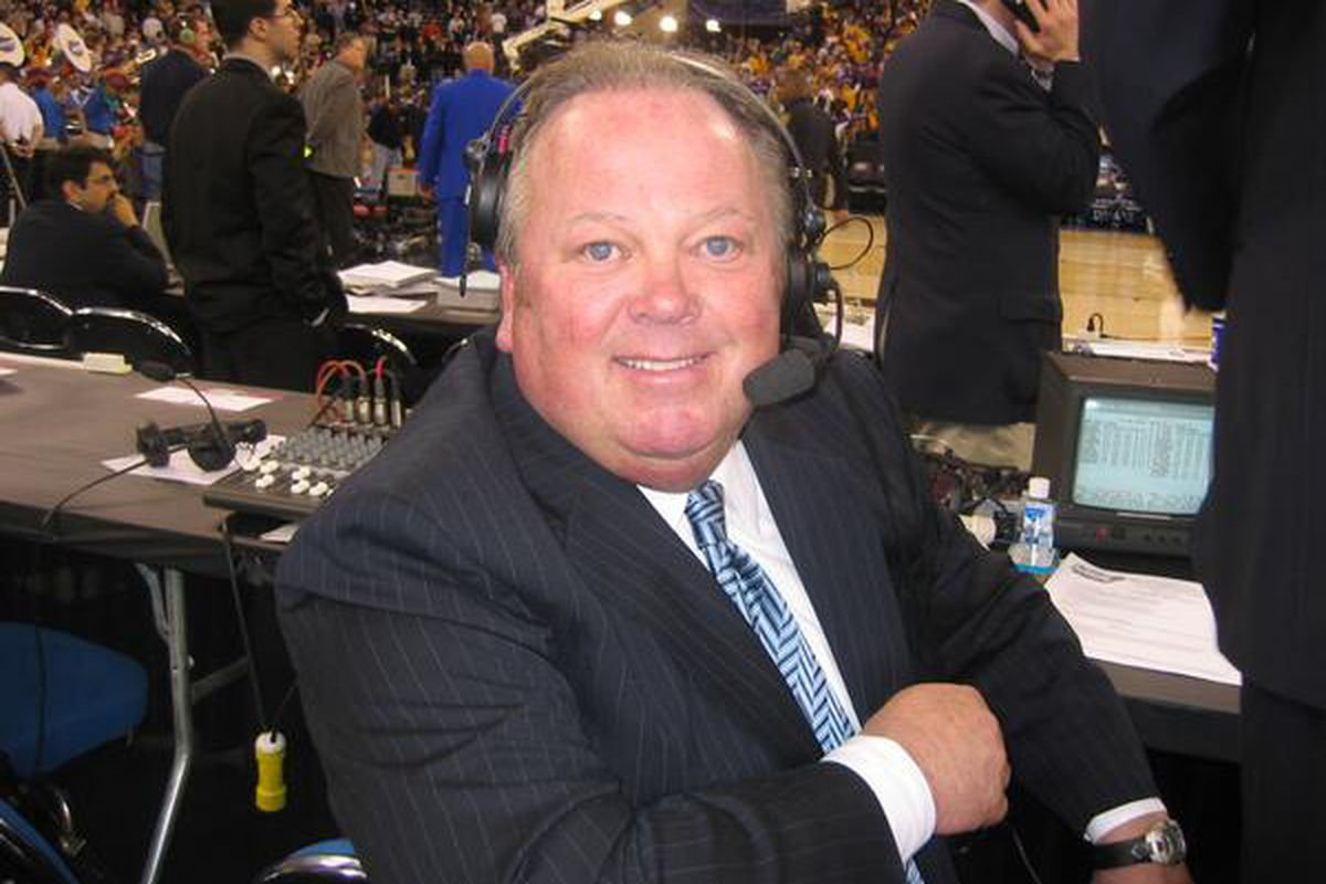 UCLA Play-by-Play Man Chris Roberts will retire after the 2014-2015 basketball season.