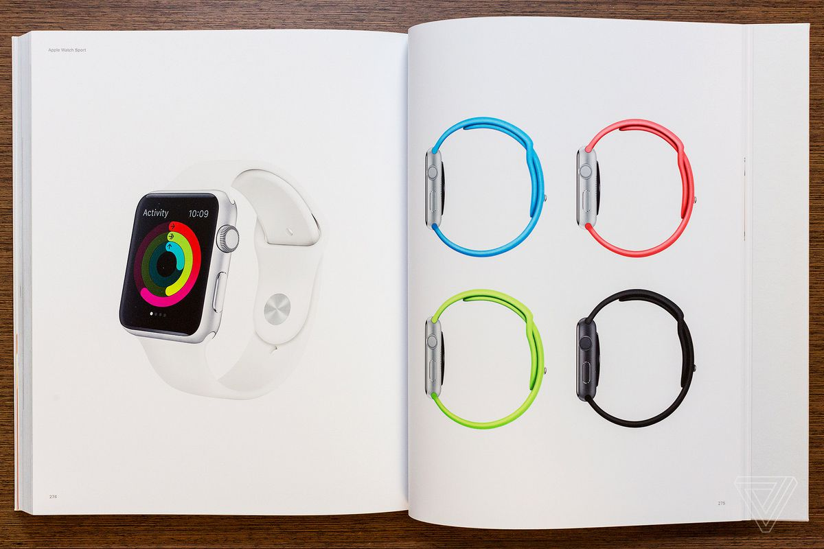 Apple s 299 coffee table book is a holy tome for for Apple design book