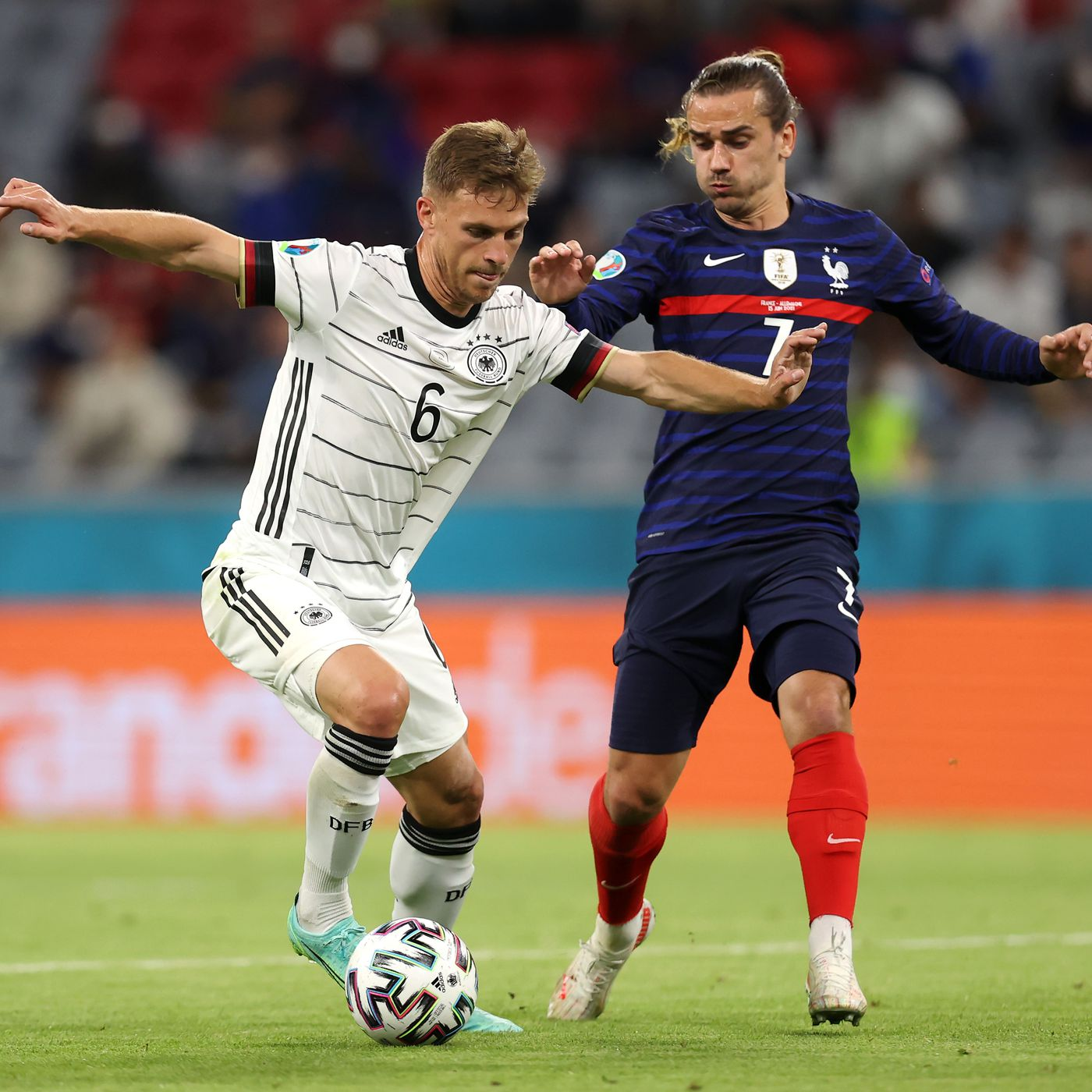 Griezmann France Start Euro 2020 With Narrow Win Over Germany Barca Blaugranes