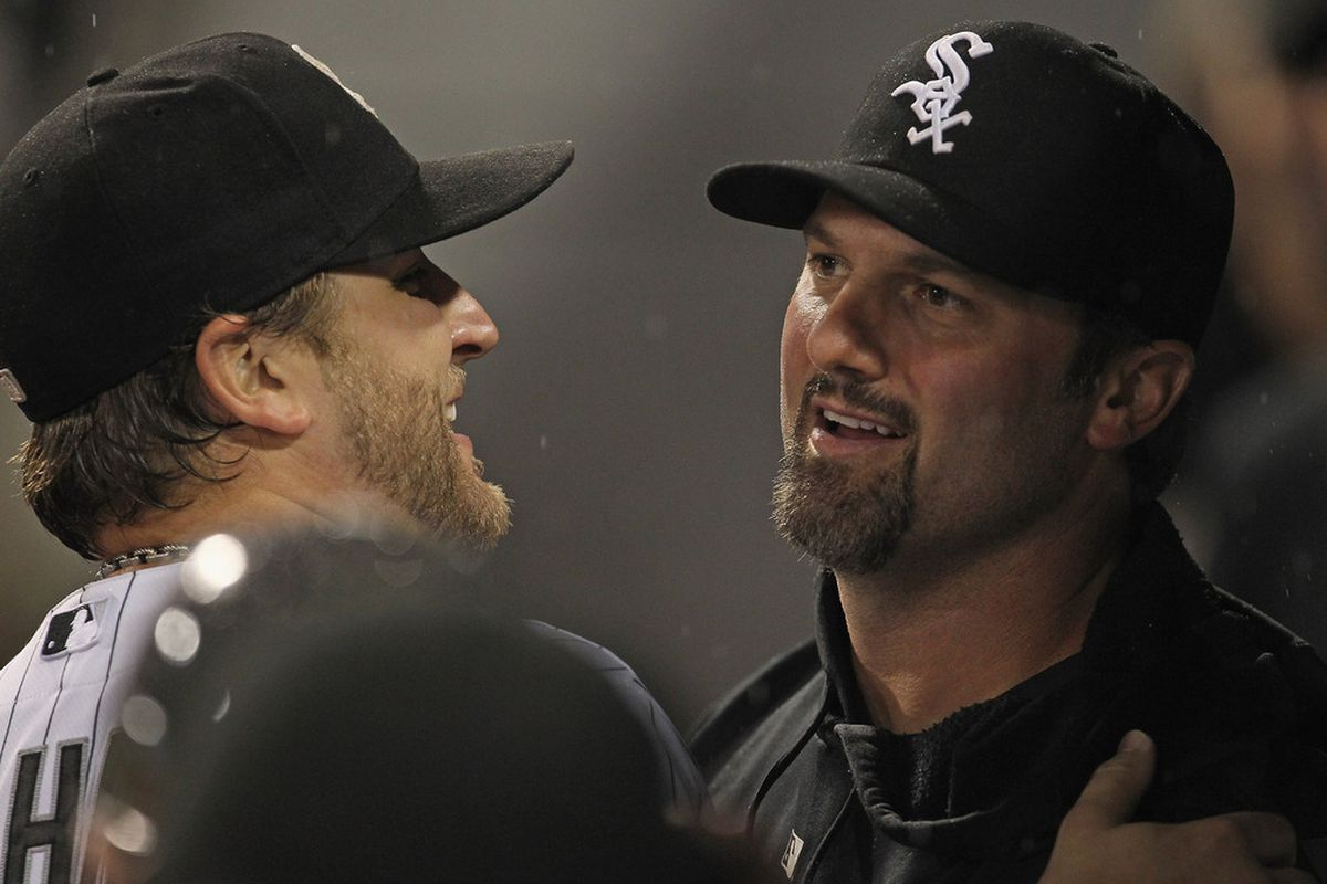 Rick Hahn negotiated the long-term contracts for two franchise icons.