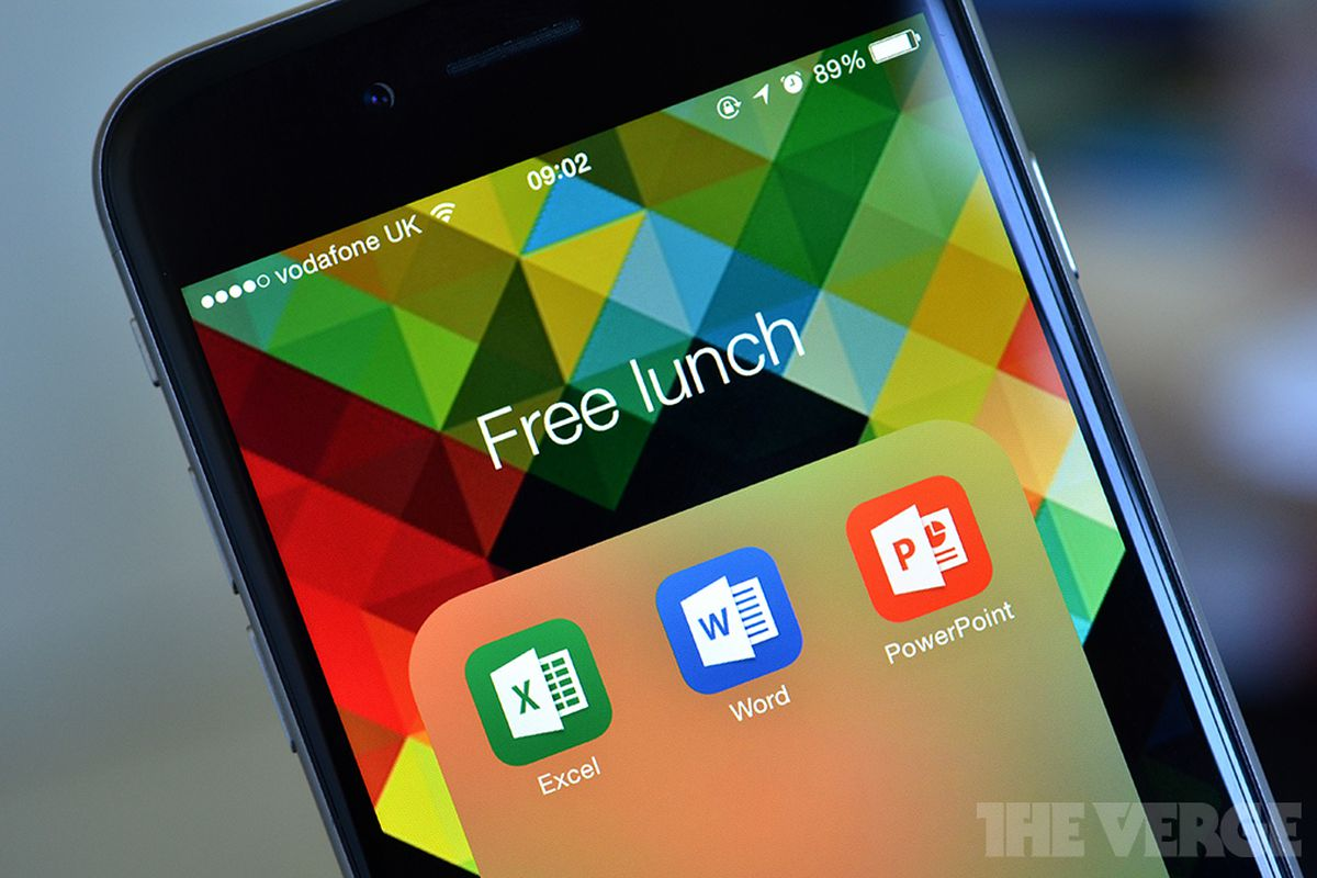 Microsoft's next surprise is free Office for iPad, iPhone