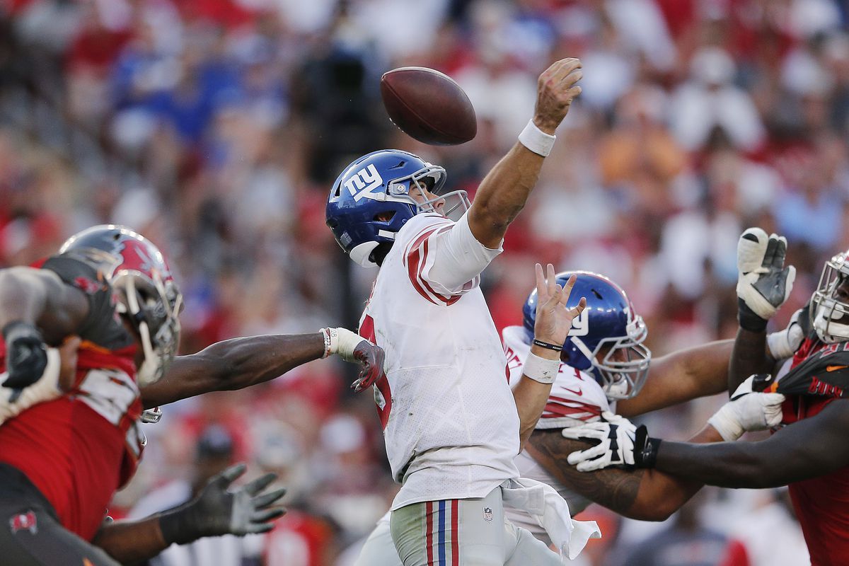 Image result for new york giants fumble 2019