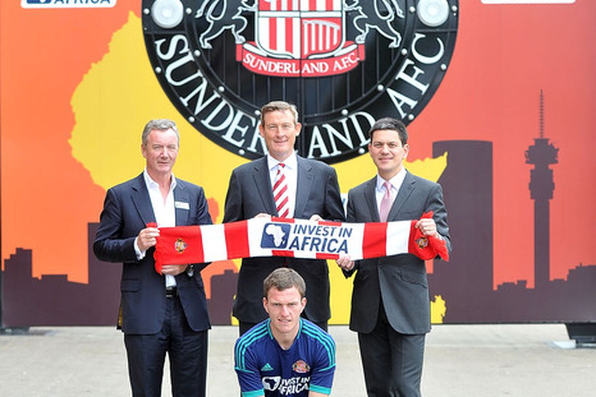We sit down with William Pollen to look at what the future holds in this partnership between Sunderland and Invest In Africa.