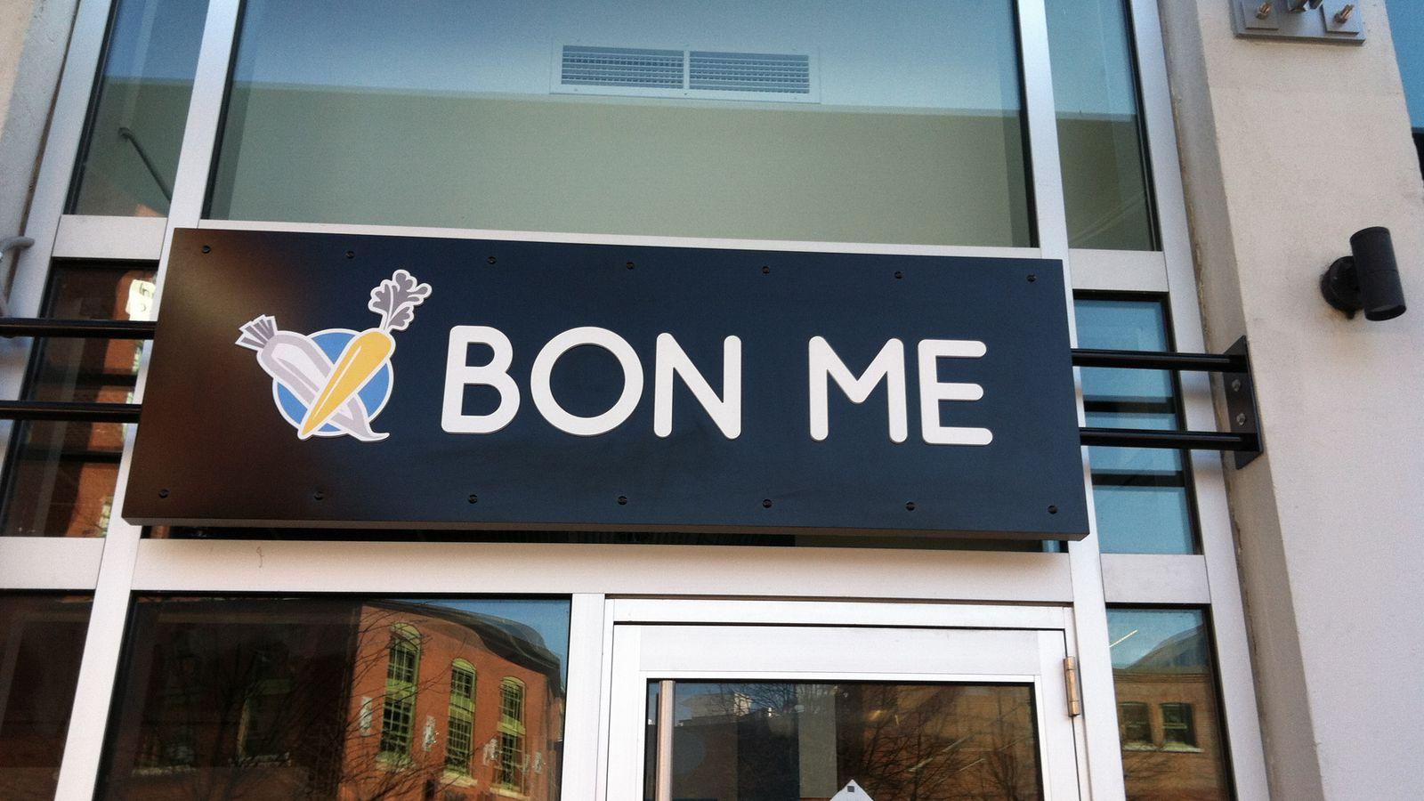 Bon Me Food Truck Boston Location
