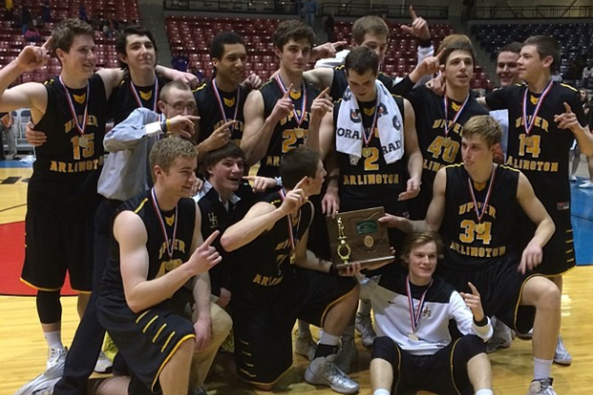 Upper Arlington shut down a high-powered Gahanna offense to win a district title on Saturday