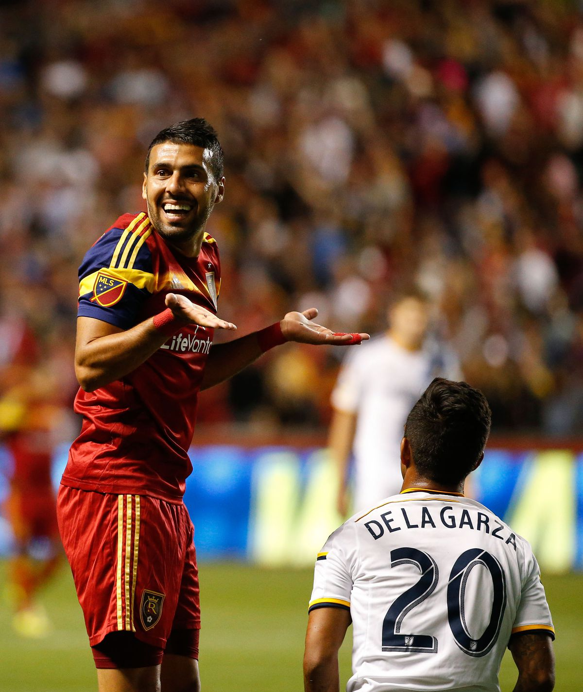 Sl Sports Bottle Rnd 650 Long: Five Reasons Why RSL Re-signed Javier Morales