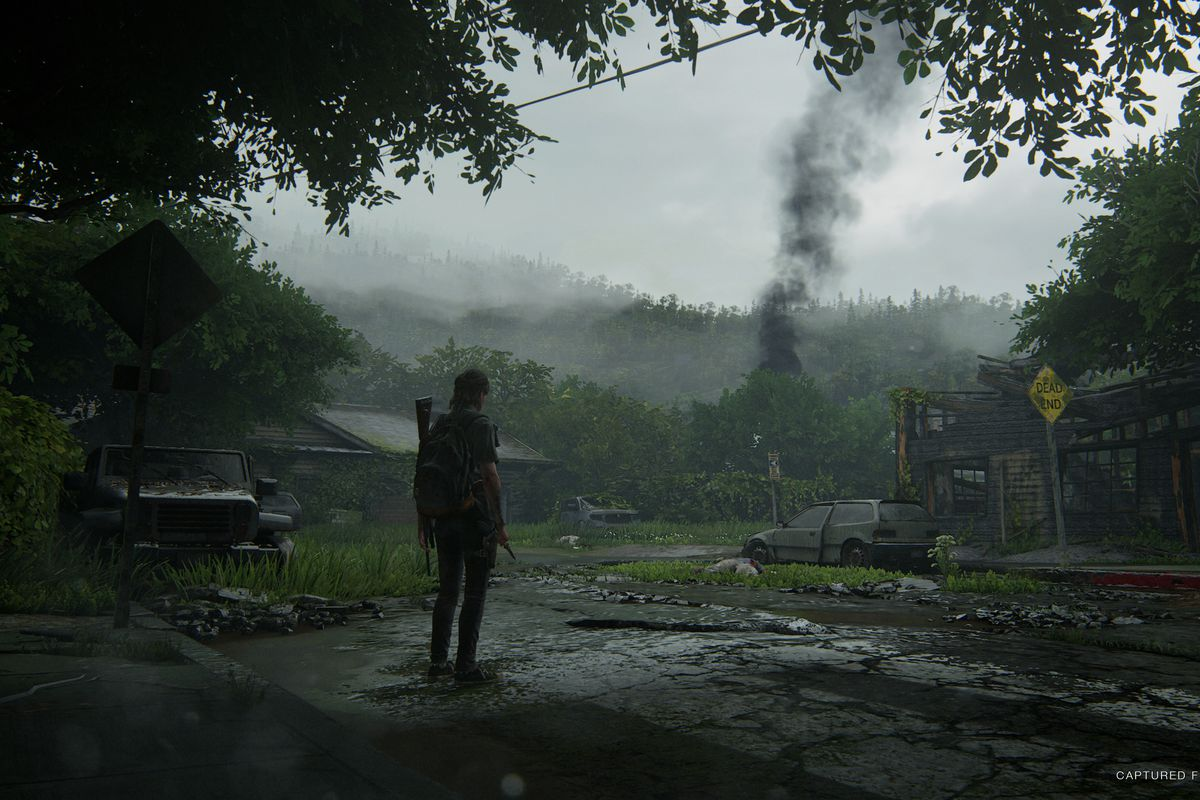The Last Of Us Part Ii Delayed Indefinitely Due To Novel