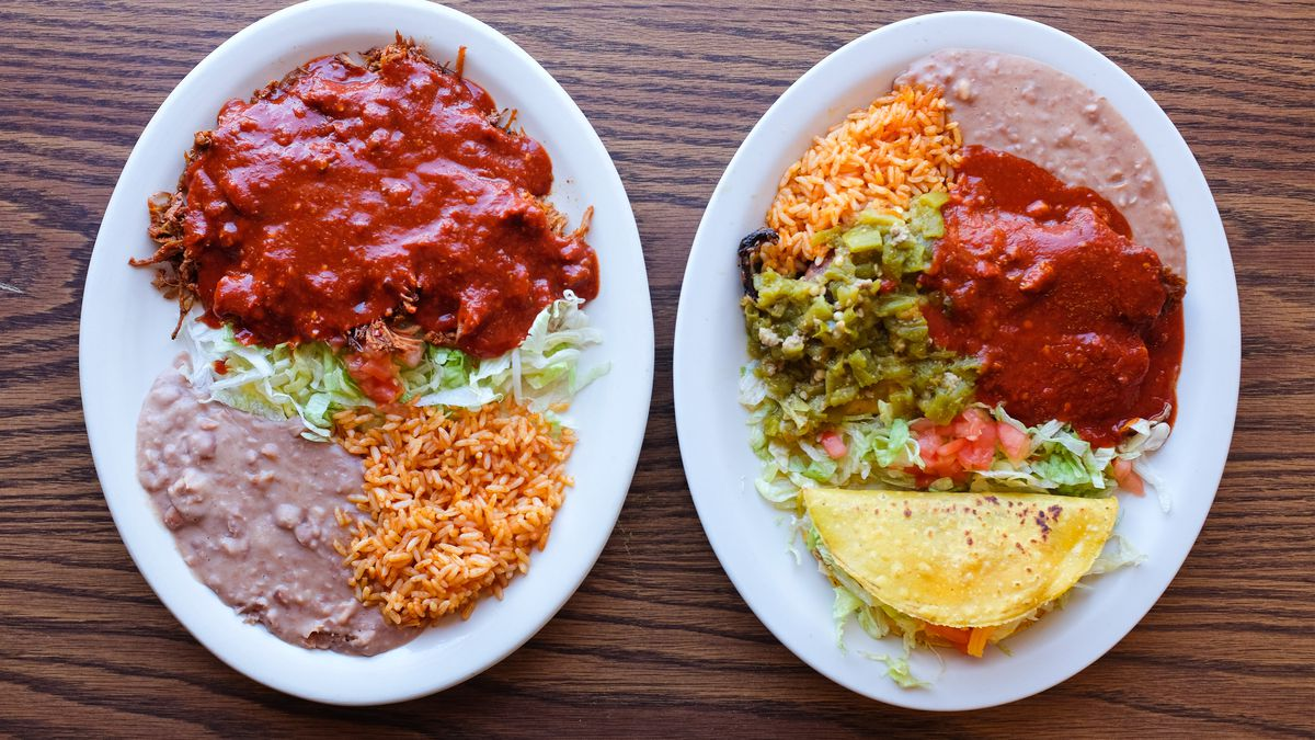 Almost Famous Chimichangas what is southwestern food? - eater