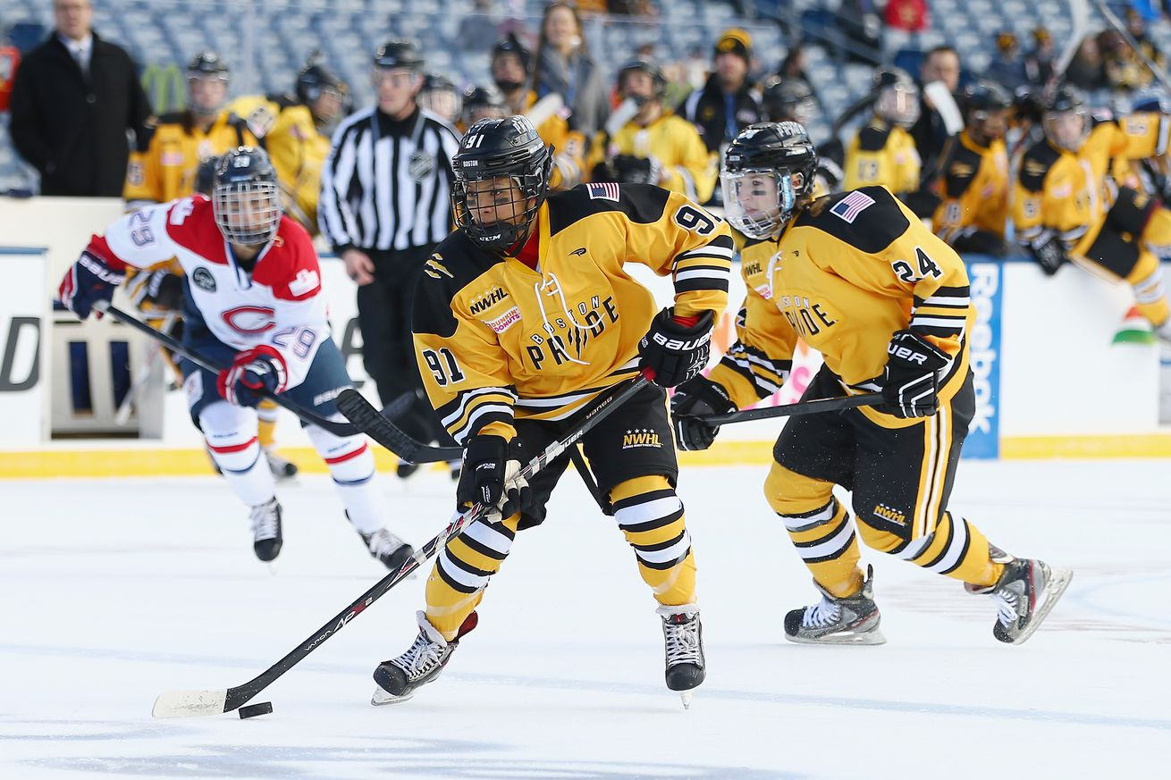 NWHL reaches deal with players but only for 1 season
