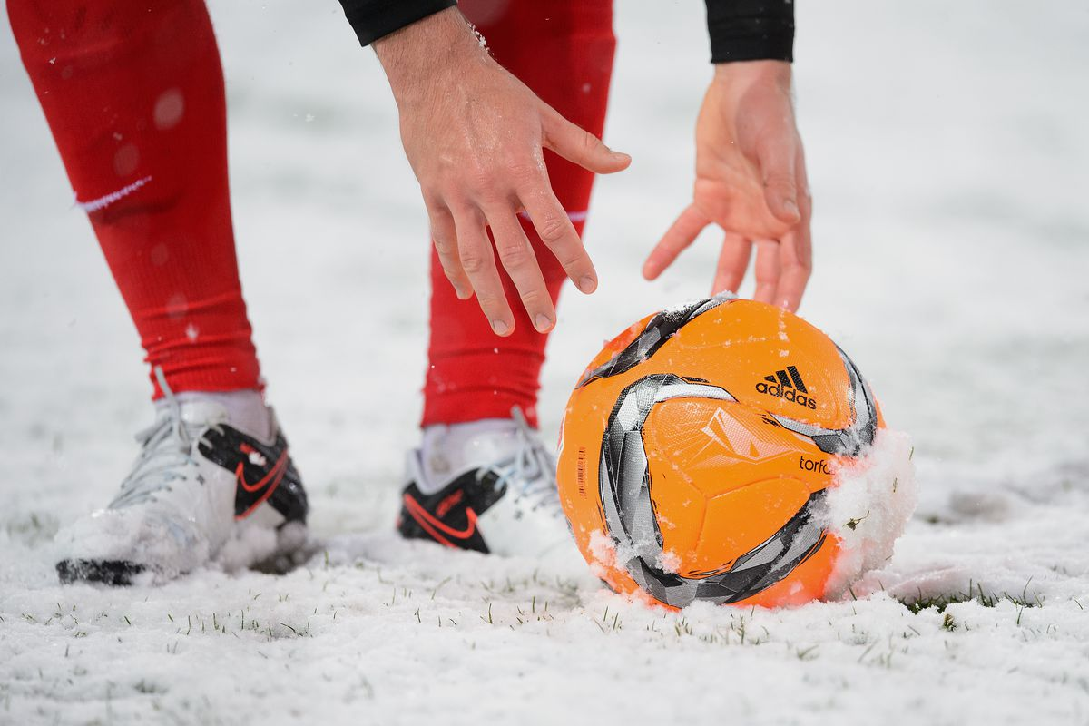 ćwiczenia w zimnie