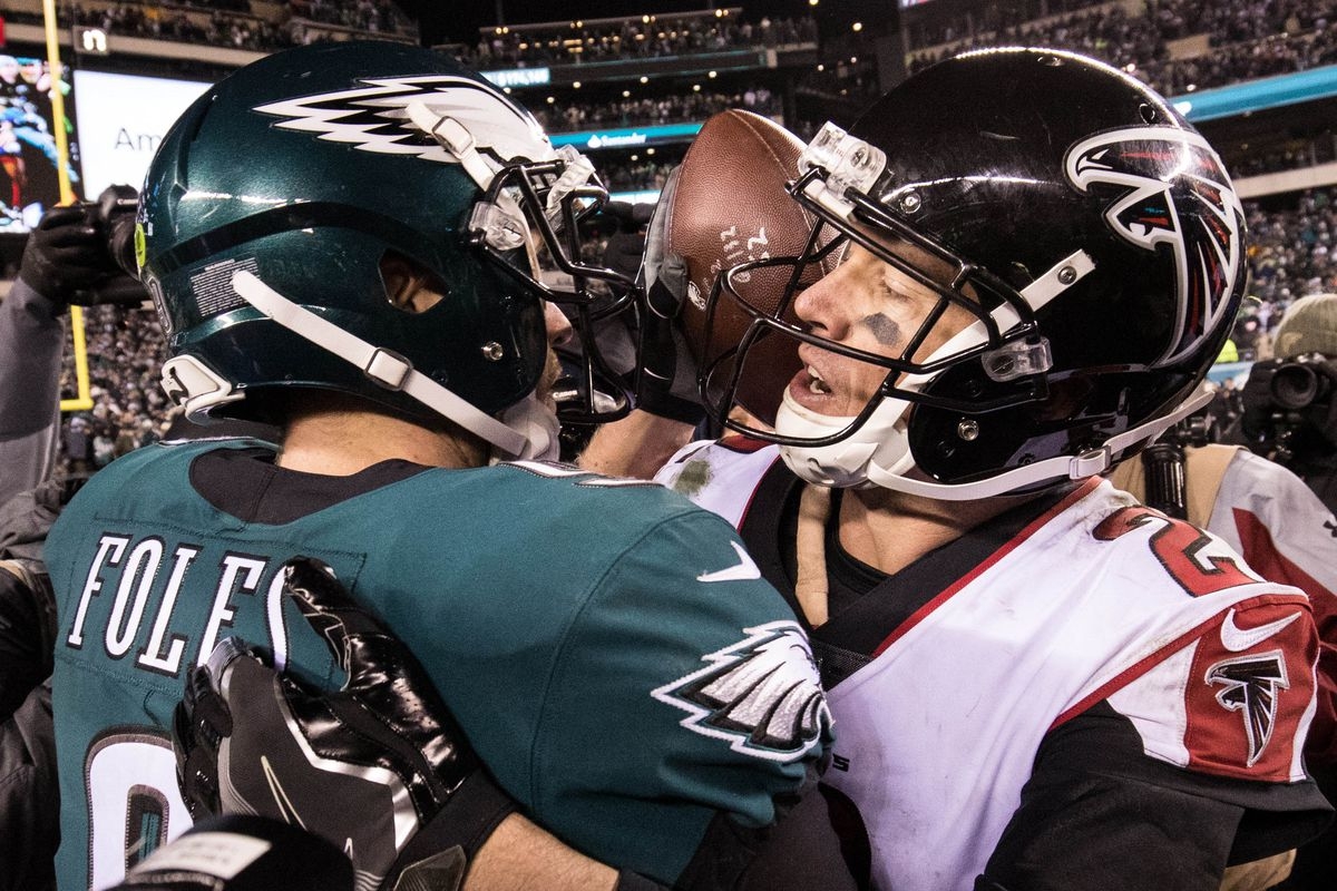 Falcons Vs Eagles Thursday Night Football Game Time Tv Channels