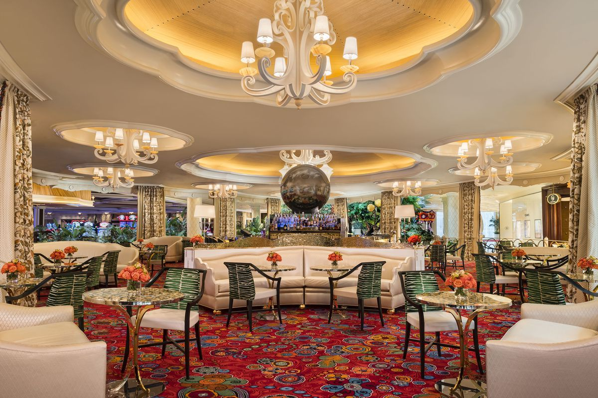 Look Inside The Refreshed Parasol Up Eater Vegas