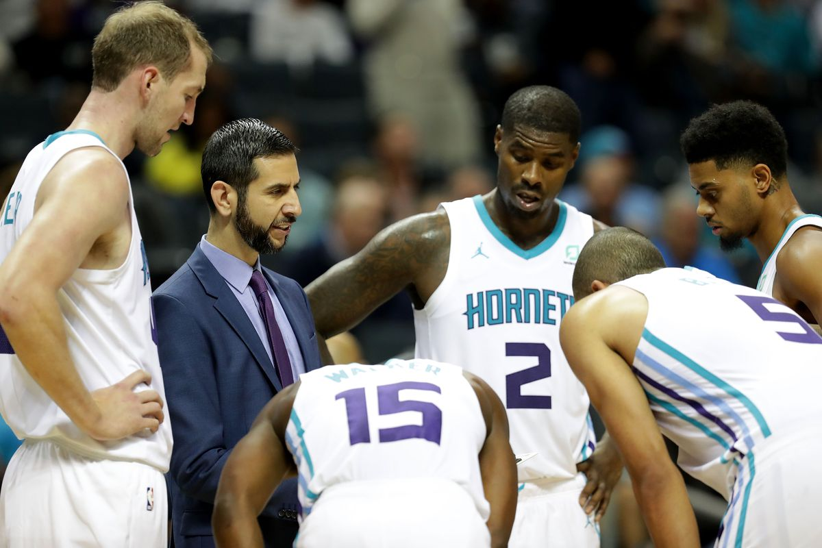 b88b9de591e0 Hornets Look to Get 2nd Win In a Row Against Oklahoma City - At The Hive