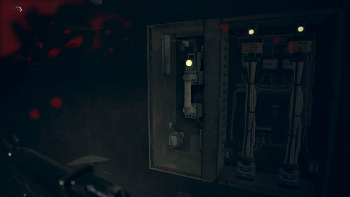 Resident Evil 7 Guide And Walkthrough 6 4 Fixing The Elevator Old Barn Fuse Box Wiring Now You Can Finally Take To Install It Push Button For S2 Go Rescue Ethan