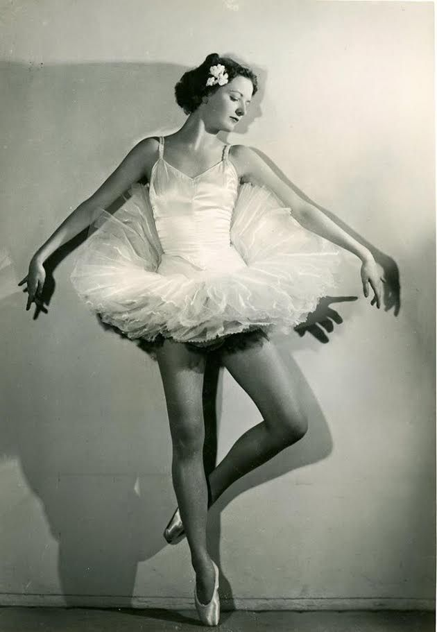 Lilette Rohe learned dance from famed Russian ballerina Lubov Egorova and performed with the Metropolitan Opera. | Provided photo