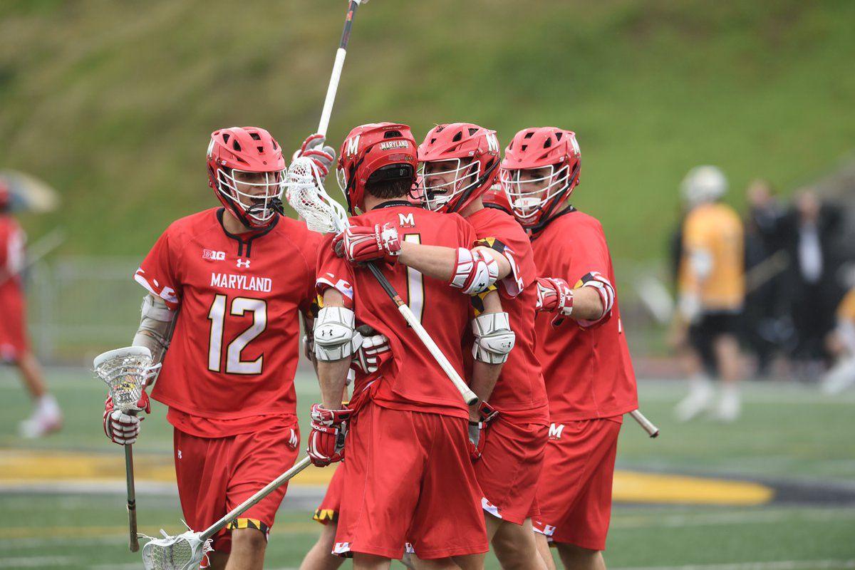 Maryland men's lacrosse NCAA Tournament vs. Towson
