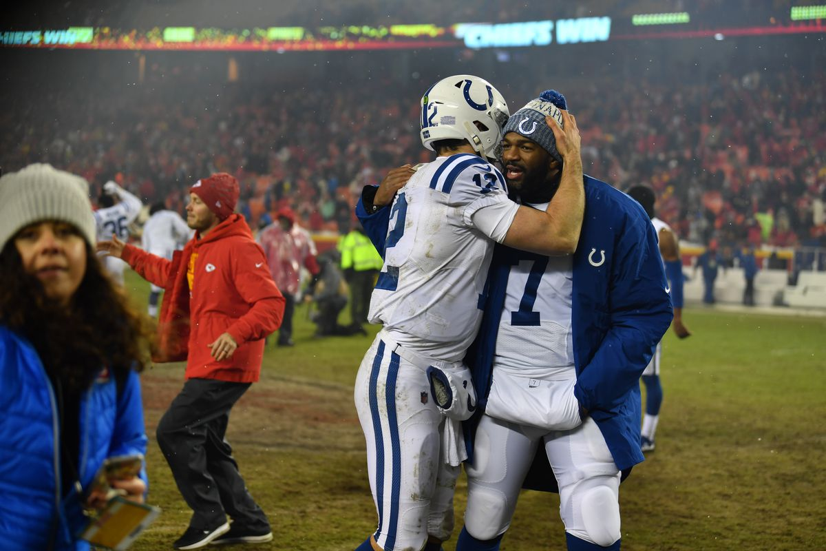 Are The Colts Handling The Jacoby Brissett Situation