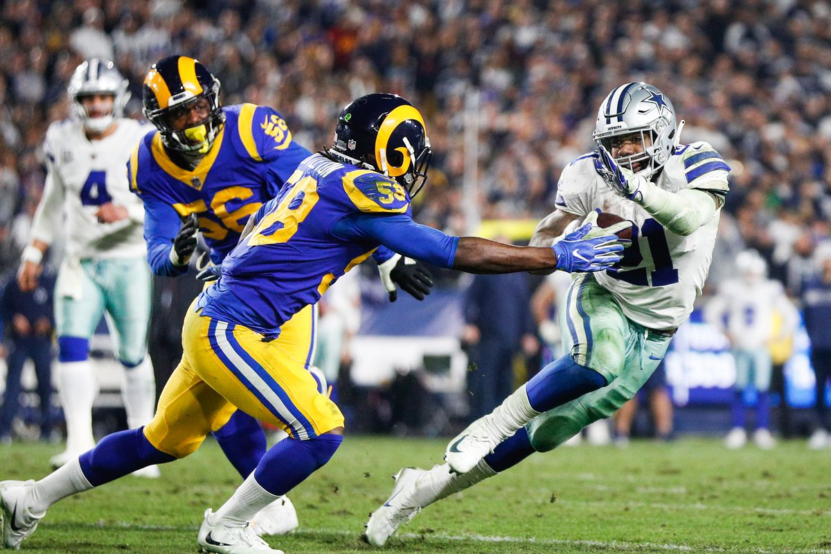 b2faef31 Catch 21: Here are 21 reasons why the Cowboys should give Ezekiel ...