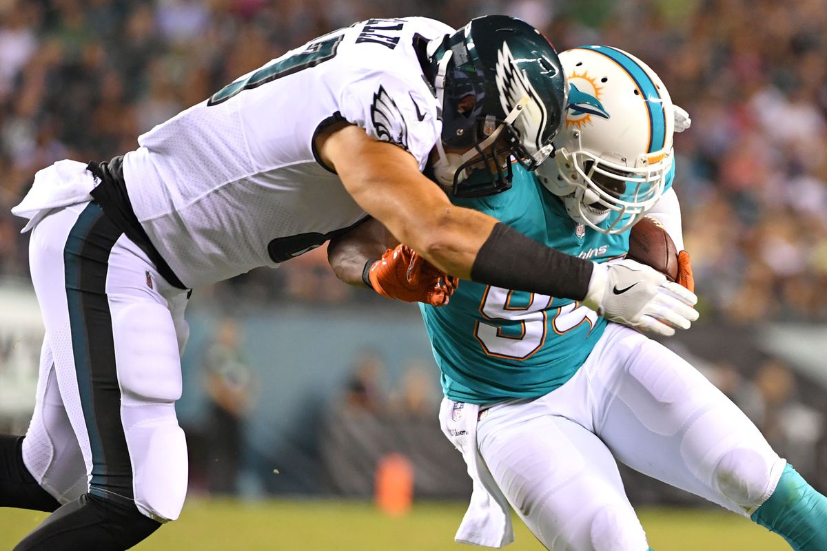 Miami Dolphins Linebacker Lawrence Timmons Indefinitely Suspended