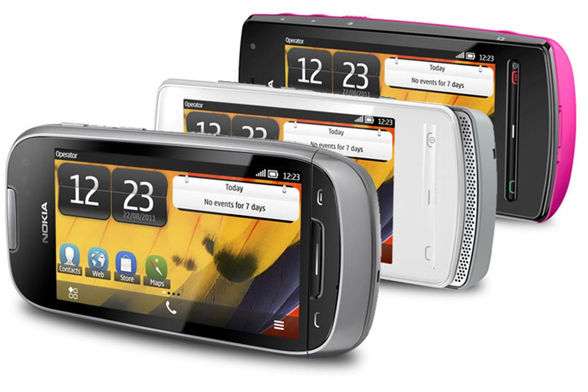 Nokia 701, 700 and 600