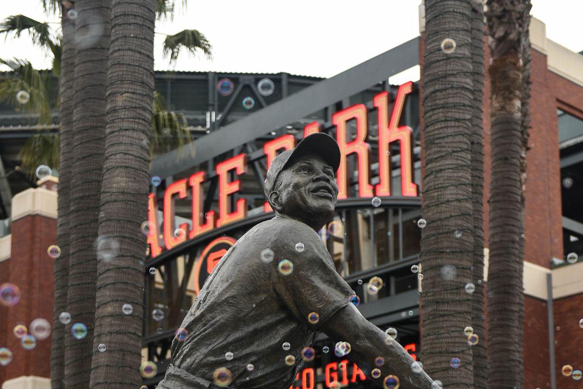 MLB: Toronto Blue Jays at San Francisco Giants