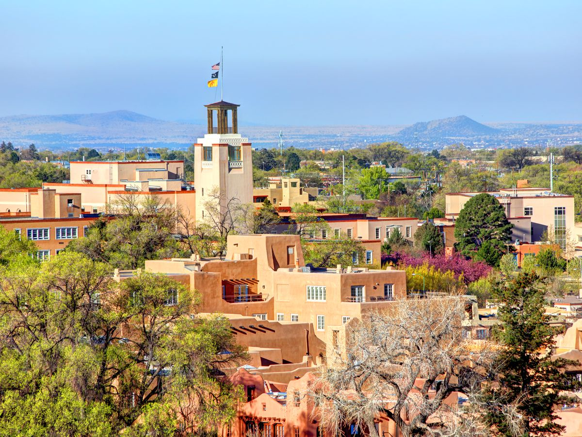 Santa Fe Things To Do Design And