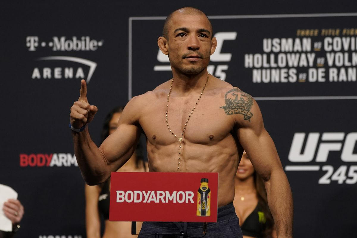 Nutritionist reveals secret behind Jose Aldo's dramatic weight loss — 'the ketogenic diet'