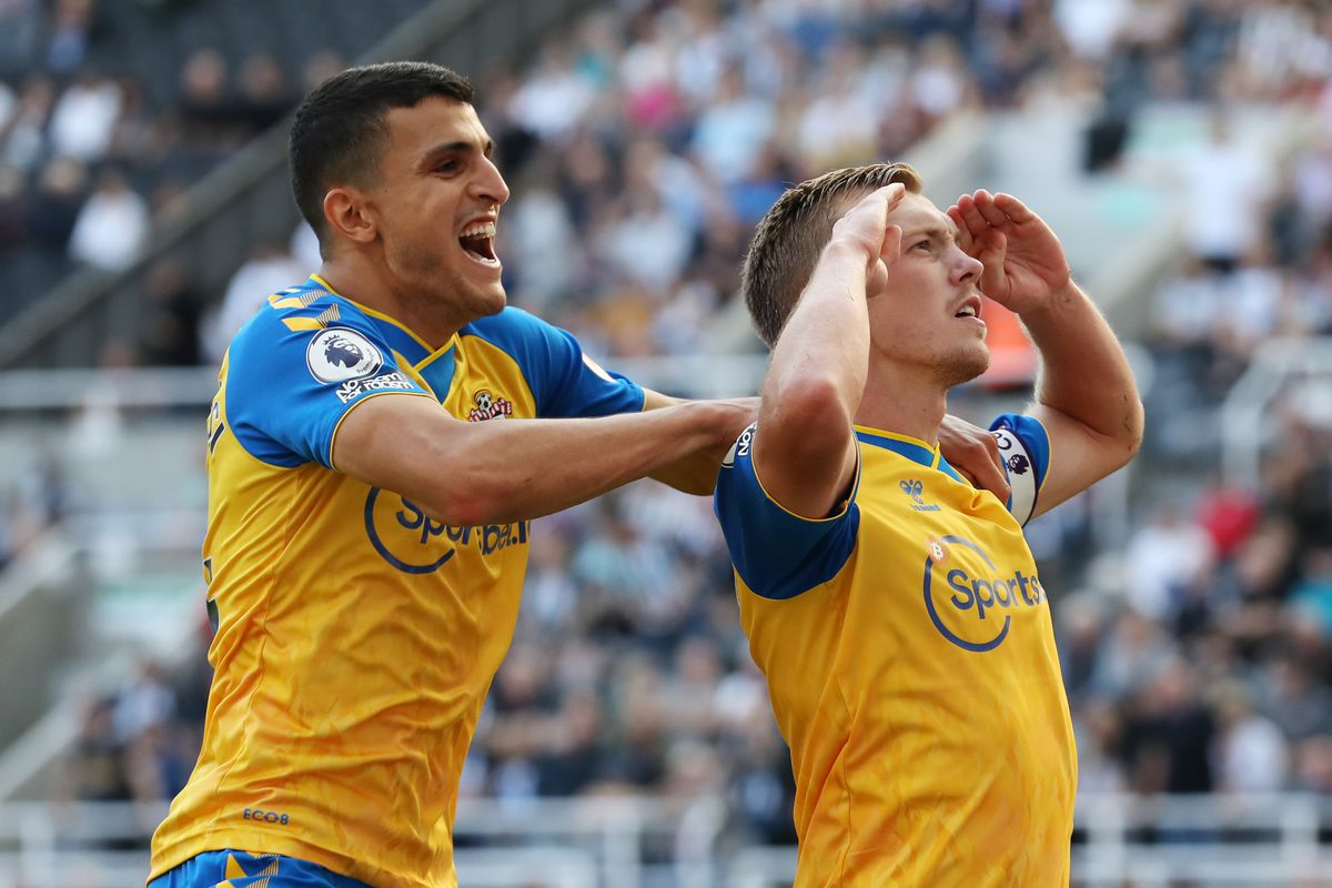 Newcastle United v Southampton - Premier League, James Ward-Prowse, match report, penalty, Allan Saint-Maximin