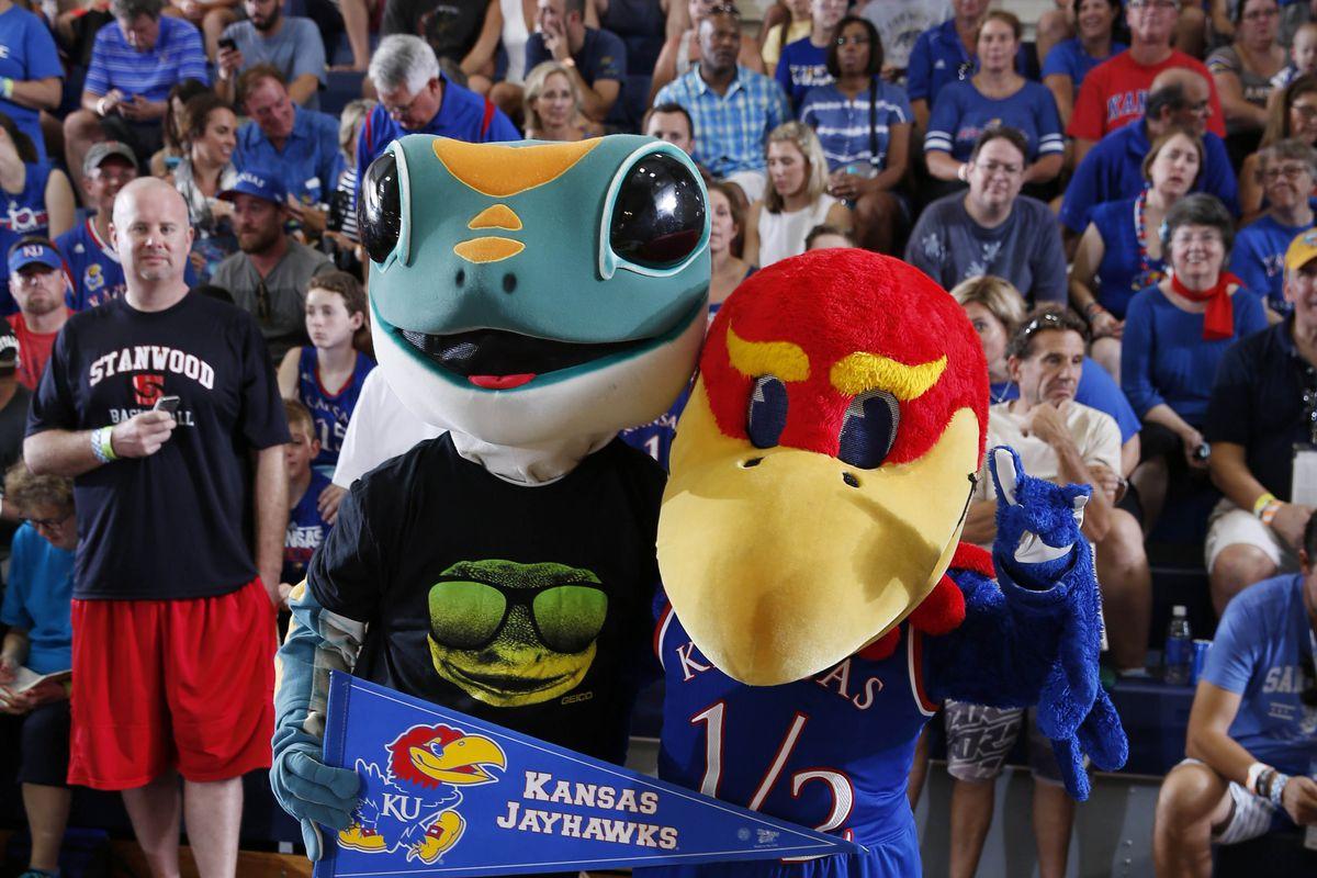 NCAA Basketball: Maui Invitational Game 3 Chaminade Silverswords vs Kansas Jayhawks