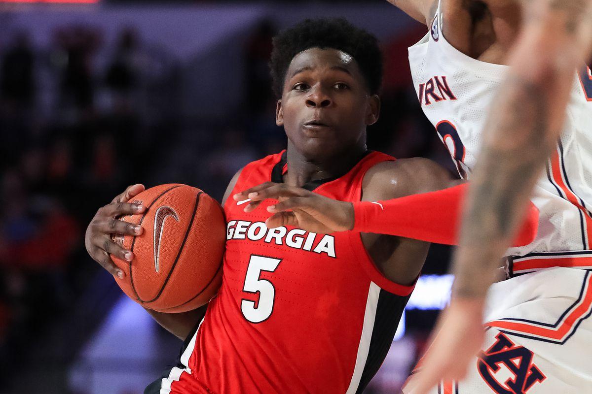 Auburn v Georgia