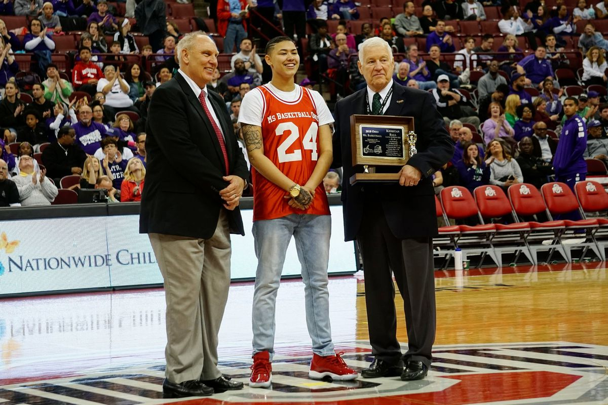 Two-time Ohio Ms  Basketball Kierstan Bell commits to Ohio
