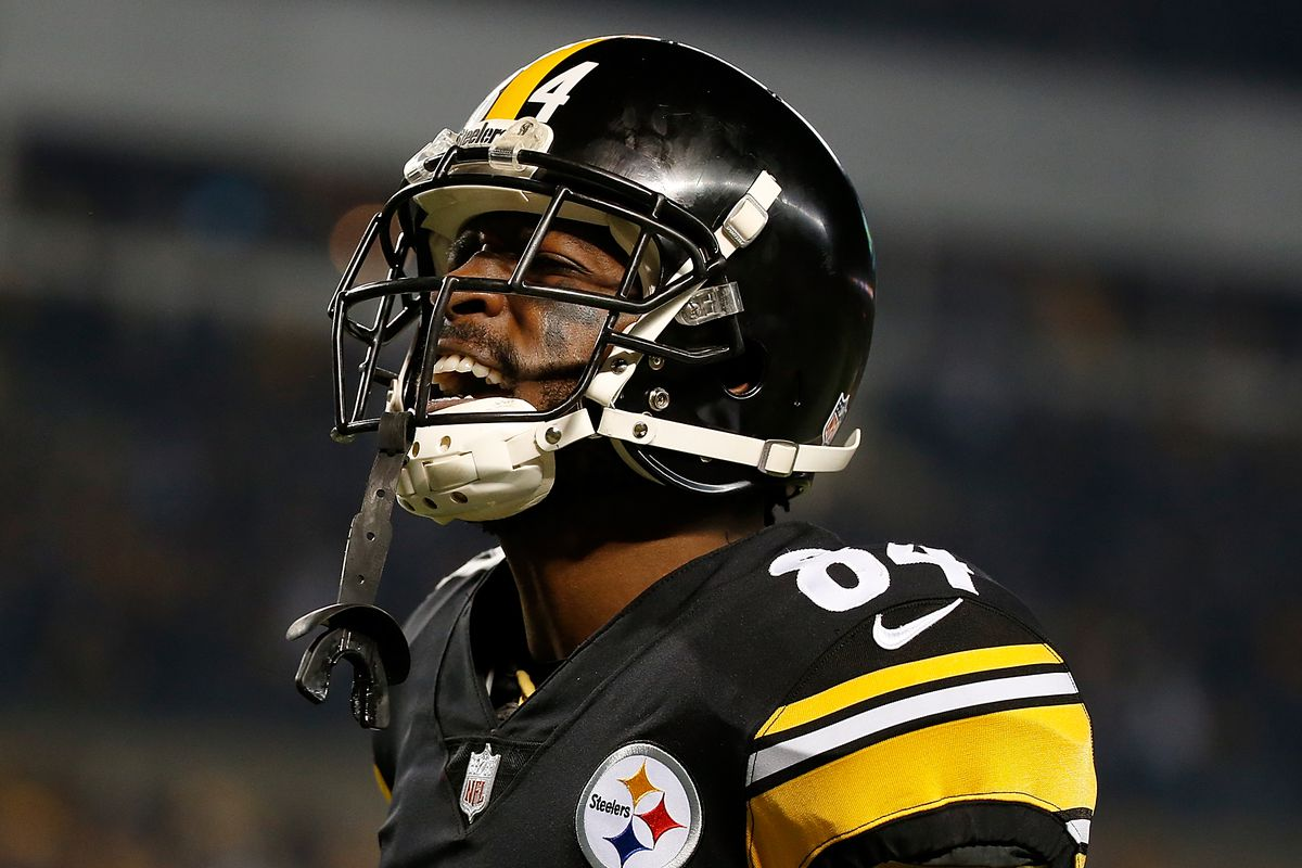 outlet store 33ba6 5a431 Antonio Brown calls out GM Kevin Colbert for disrespectful ...