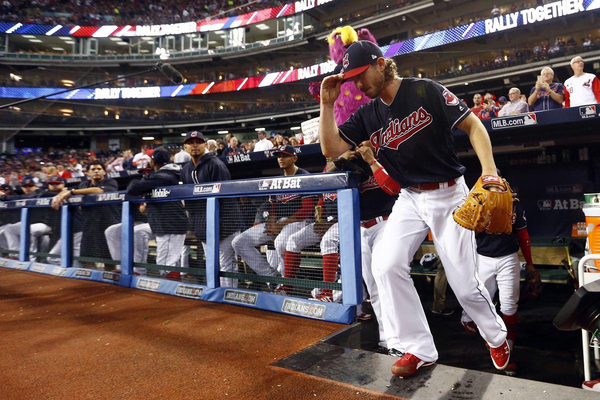What if Josh Tomlin won the World Series?