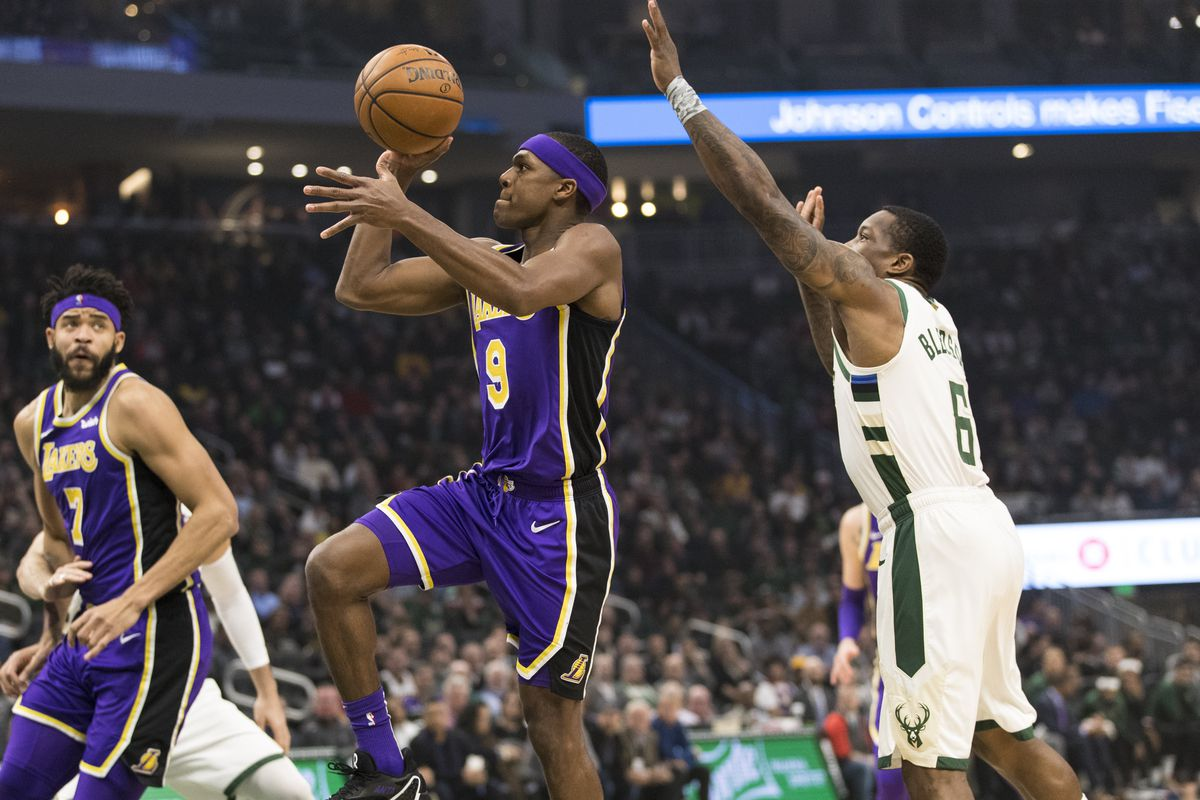 32180df431f Which Lakers free agents should the team keep next year  - Silver ...
