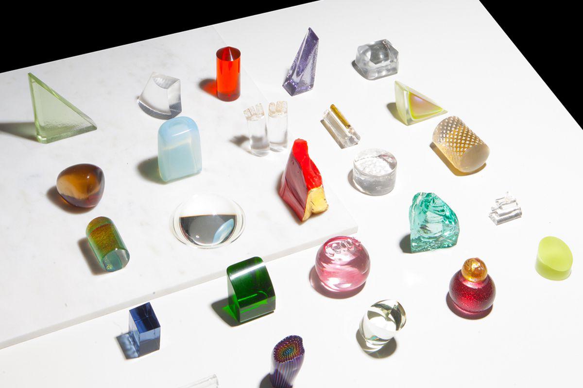 Glass Pieces By John Hogan Photo Charlie Schuck