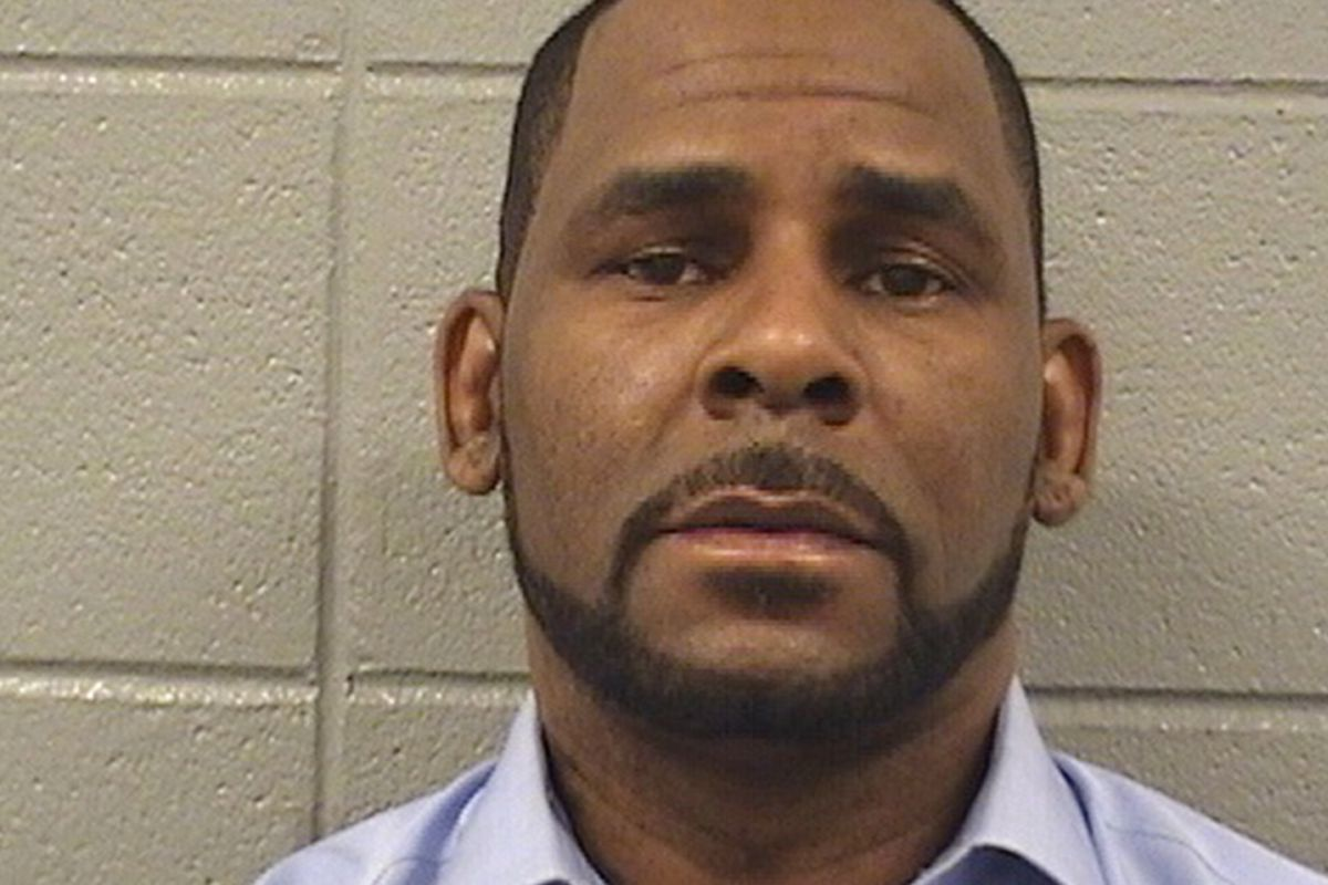 Image result for R. Kelly ordered to be held in jail at least through weekend