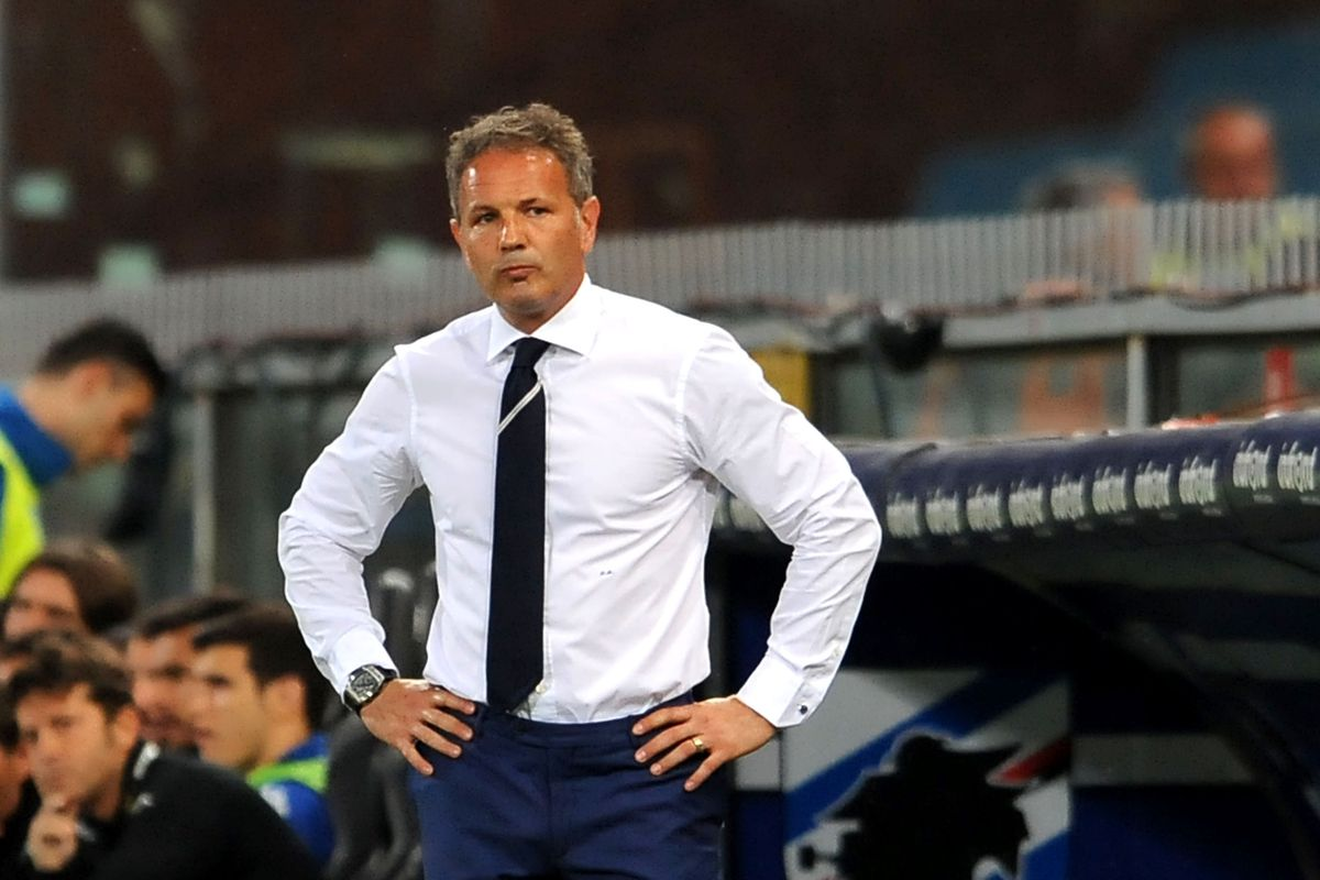 Sampdoria qualified for next season's Europa League under the guidance of new Milan manager Siniša Mihajlović.