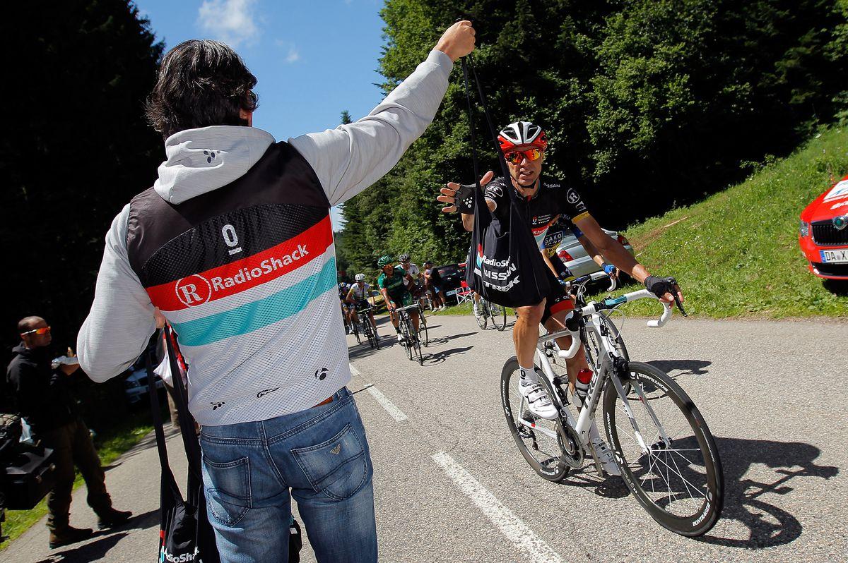 Le Tour de France 2012 - Stage Ten