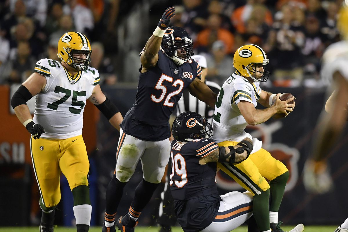 Your Reactions About Bears Vs Packers Windy City Gridiron