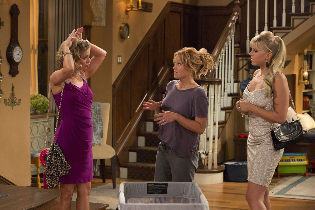 Fuller House review: Netflix's Full House sequel isn't just